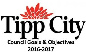 Tipp City Council Goals and Objectives 2016-2017